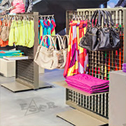 GRID Stand Shopfitting Design Concepts