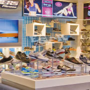 VA Shoe Rack Shopfitting Design Concepts