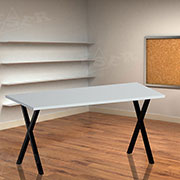 XMA Table for Merchandise Display Shopfitting Design Concepts