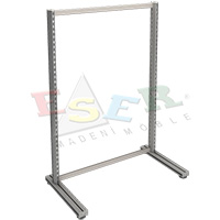 4420 LS-1 Gondola Frame (Single Sided) With Glide