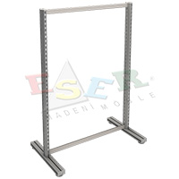 4420 TS-1 Gondola Frame (Double Sided) With Glide