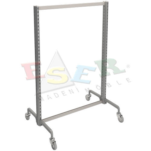 4420 TS-2 Gondola Frame (Double Sided) With Castors