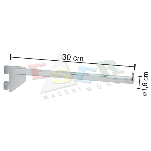 B12-P Front Arm Straight