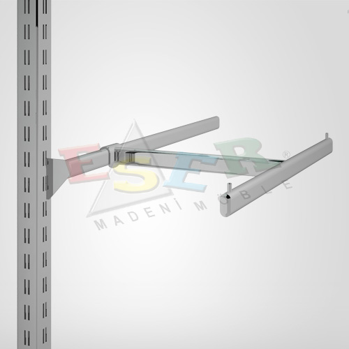 B13-A Side Hanging Rail (T - Arm)