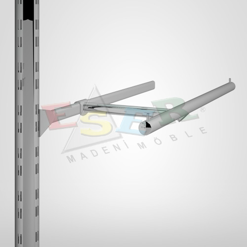 B14-A Side Hanging Rail (T - Arm)
