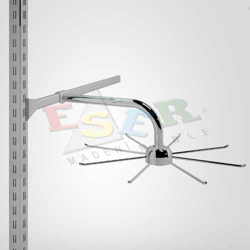 B9-A Rotating Hanging Arm for Hanging Rail