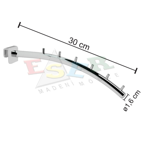 BD10-A Front Arm Curved