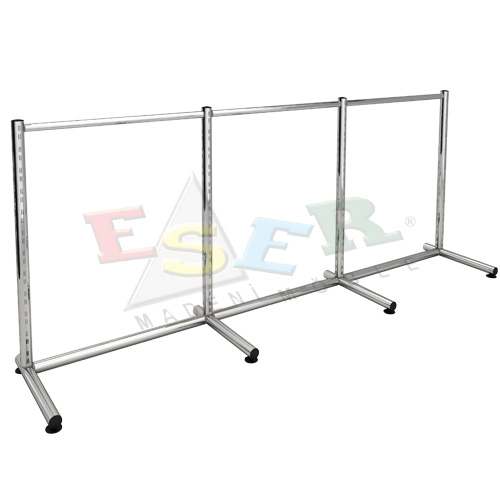 D1-L Gondola Frame (Single Sided) With Glide