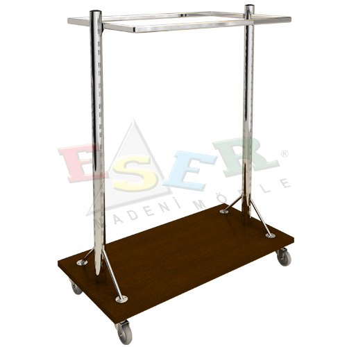 D1 TOSA-1 Stand With U Shape Hanging Rail