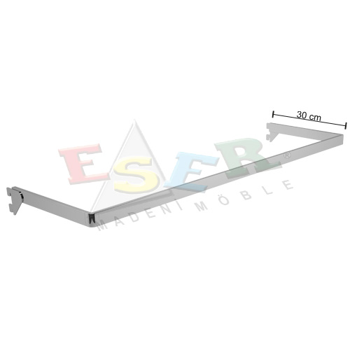 DUB-1 U Shape Hanging Rail
