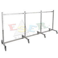 K2-T Gondola Frame (Double Sided)  With Castors