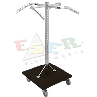 K2-YAA-1 Stand With Front Sloping L Arm