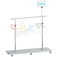 M-1003 Base Frame with Extension Side Hanging Rail