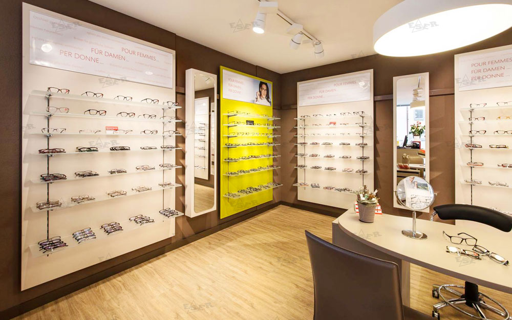 Optical Shopfitting Design 11