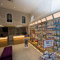 Pharmacy Shopfitting Design 011