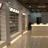 Pharmacy Shopfitting Design 014