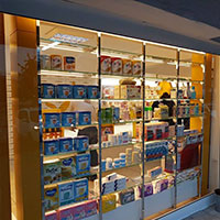 Pharmacy Shopfitting Design 015