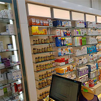 Pharmacy Shopfitting Design 01