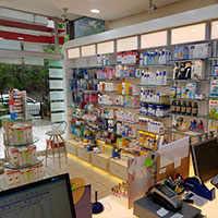 Pharmacy Shopfitting Design 02