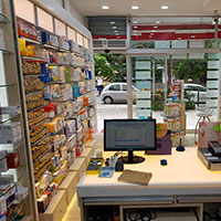 Pharmacy Shopfitting Design 03