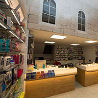 Pharmacy Shopfitting Design 08
