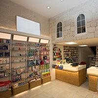 Pharmacy Shopfitting Design 09