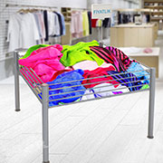 Sales and Promotions Baskets Shopfitting Design 3