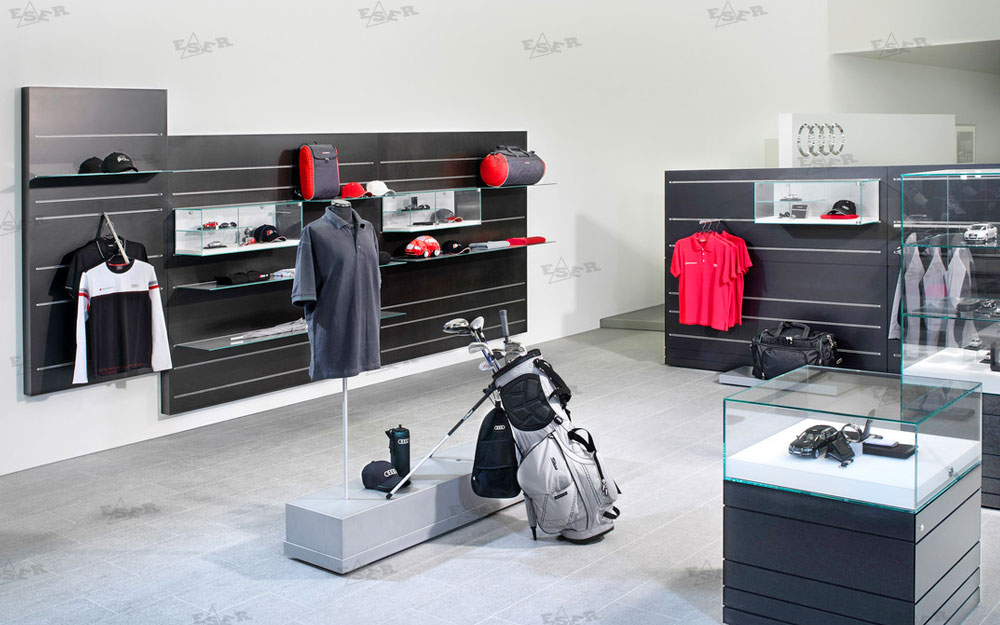 Sport & Car Shopfitting Design 31