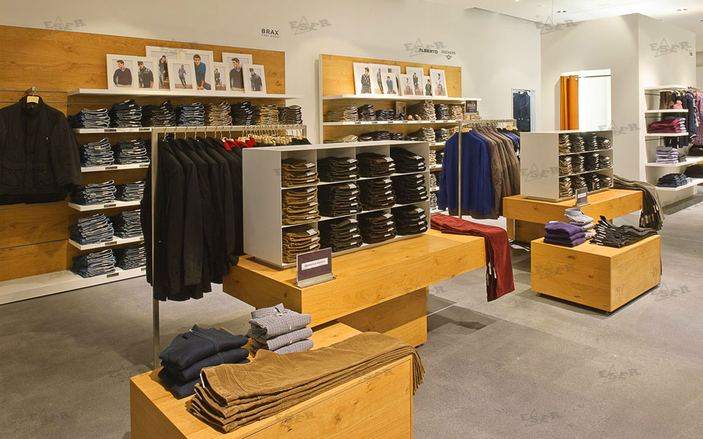 Textile Shopfitting Design 17