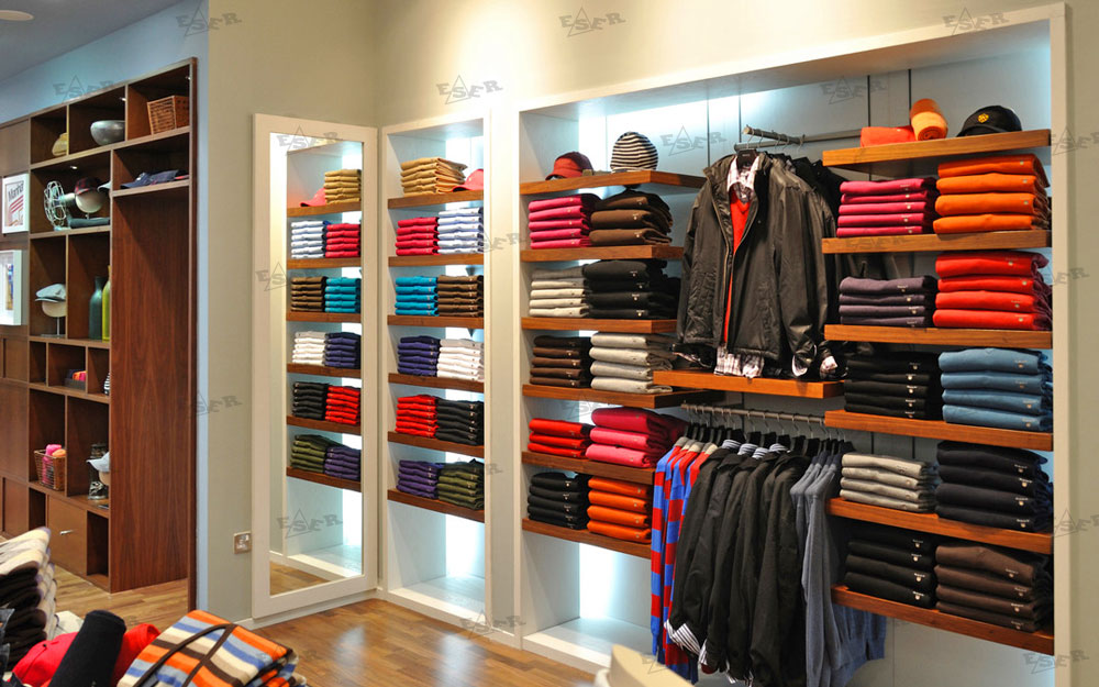 Textile Shopfitting Design 49