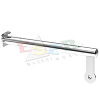 TMRK-4KC Bracket for Side Hanging Rail and Glass Shelf
