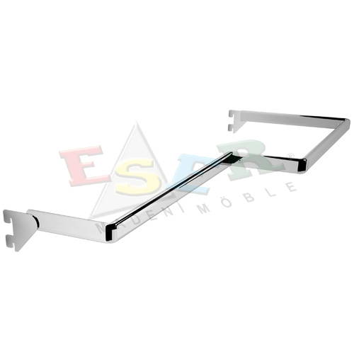 UB-2 SAG U Shape Hanging Rail- Right