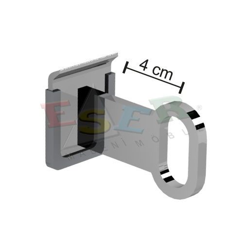 VMRK-7 Bracket for Side Hanging Rail