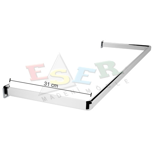 VUB-1 U Shape Hanging Rail